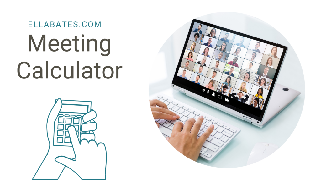 Estimate the cost of your virtual meeting with our free calculator